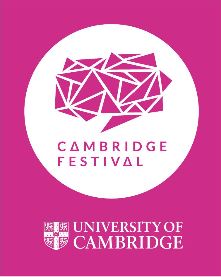 Science Festival logo in pink