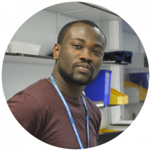 Sabastine Arthur (PhD Student)
