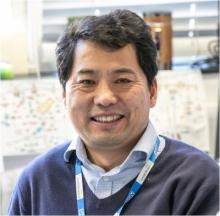 Professor Ming Du's picture
